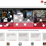 Manfrotto - The Imagine More Contest