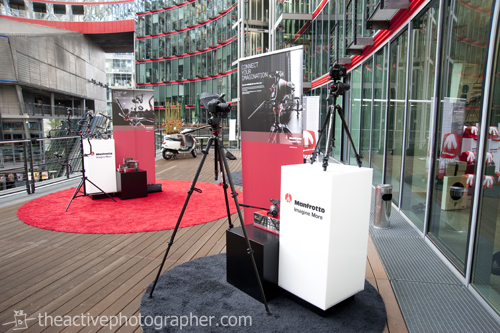 Episode #45 – Talking With Manfrotto In Berlin