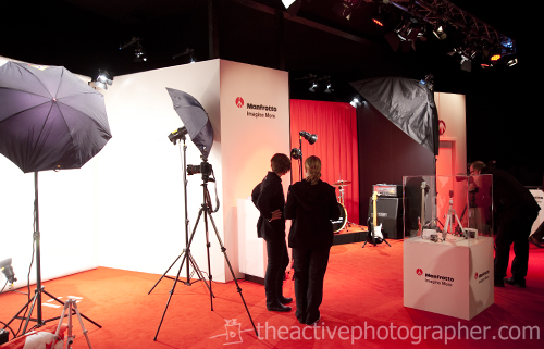 Episode #48 – Talking With Manfrotto In Berlin… Again