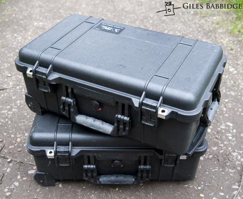Test/Review – Peli 1510 Case