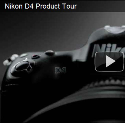 Nikon Releases The D4