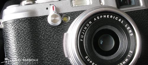 Test/Review – Fujifilm X100