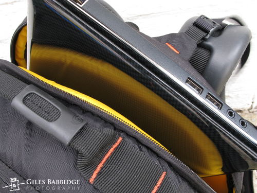 Test/Review: KATA Bumblebee 220-PL Backpack