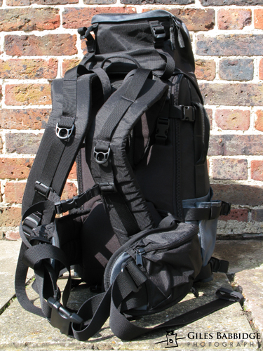 Test/Review: KATA TLB-300 Backpack