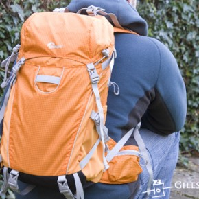 Test/Review: Lowepro Photo Sport 200 AW Backpack
