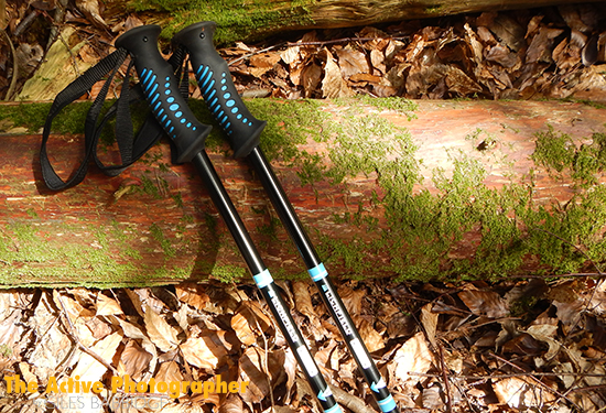 Test/Review: Lichfield Deluxe Walking Poles