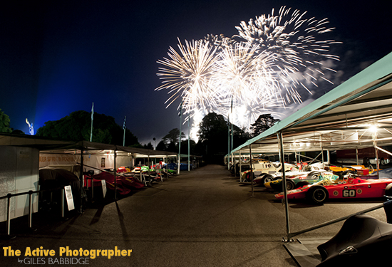 Episode #123 – Fireworks Over The Paddock