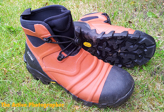 Test/Review: Hi-Tec Para Boot