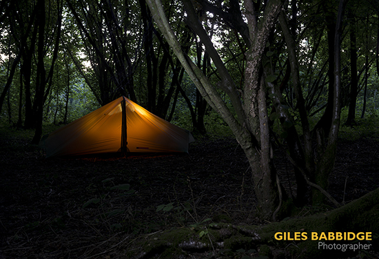 Episode #125 – Crafting Another 'Glowing Tent' Shot