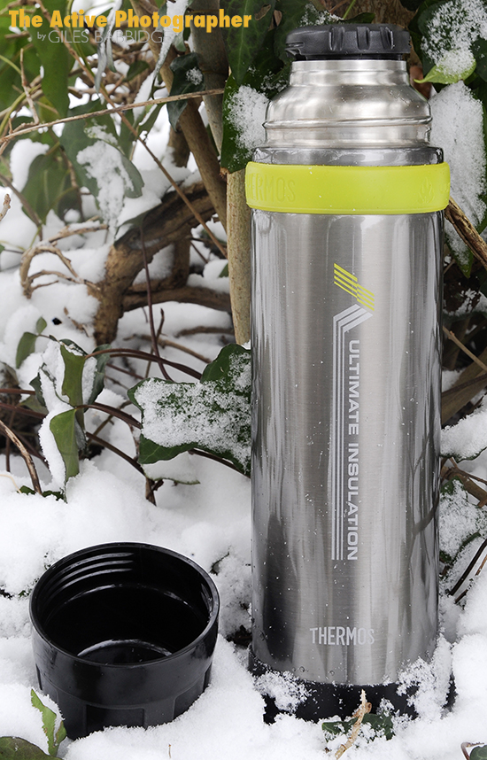 Test/Review: Thermos Ultimate Stainless Steel Flask