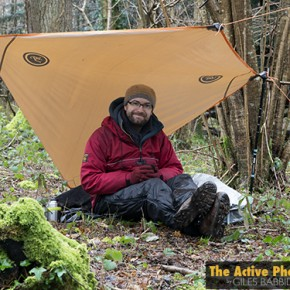 Episode #141 - Woodland Tarp Testing