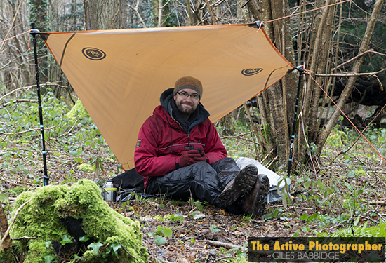 Episode #141 – Woodland Tarp Testing