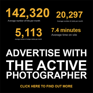Advertise With The Active Photographer!