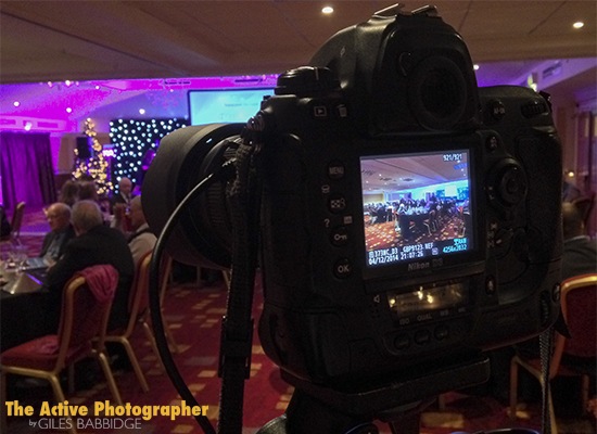 Episode #160 – Photographing Corporate Awards