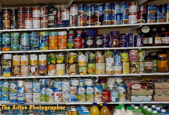 Episode #164 – Food Bank Photography