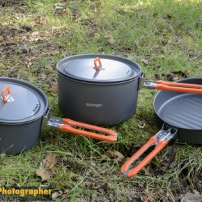 Test/Review: Vango Gourmet Set M