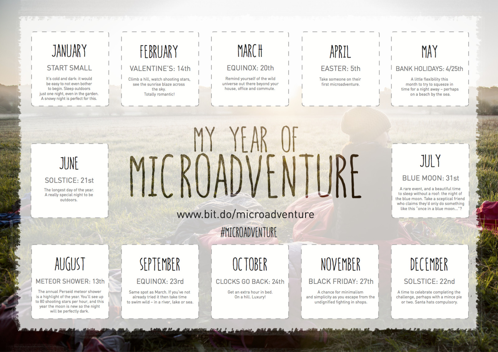 My Year Of Microadventure
