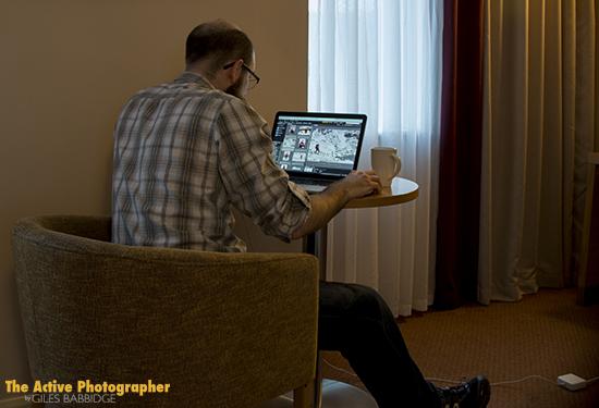 Episode #172 – Early Start, Hotel Room Work