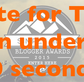 Episode #174 – Vote For TAP In Under 30 Seconds!