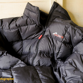 Test/Review: Sub Zero Thermal Down jacket