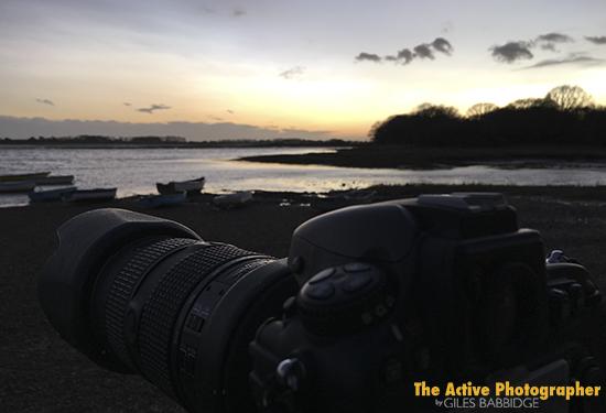 Episode #199: Last Light Shoreline Photography