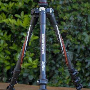 Test/Review: Manfrotto Befree Carbon Tripod