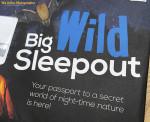 RSPB Big Wild Sleepout 2016