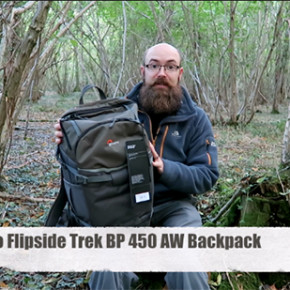 Video: First Look – Lowepro Flipside Trek BP 450 AW Backpack