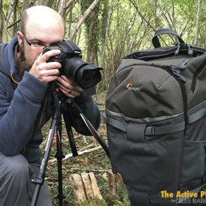 Episode #222: Lowepro Backpack Photography