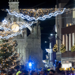 Episode #225: Chichester Christmas Lights Photography