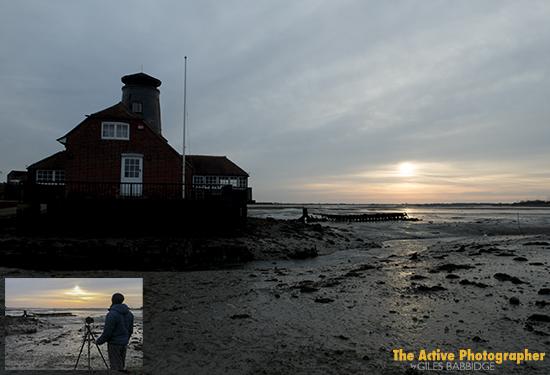 Video: Sunrise Shipwreck Photography