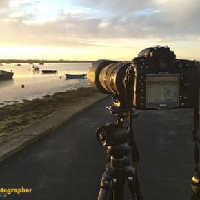 Episode #228: Early Morning Shoreline Photography