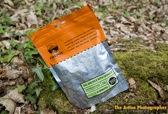 Test/Review: FIREPOT Meals By Outdoorfood